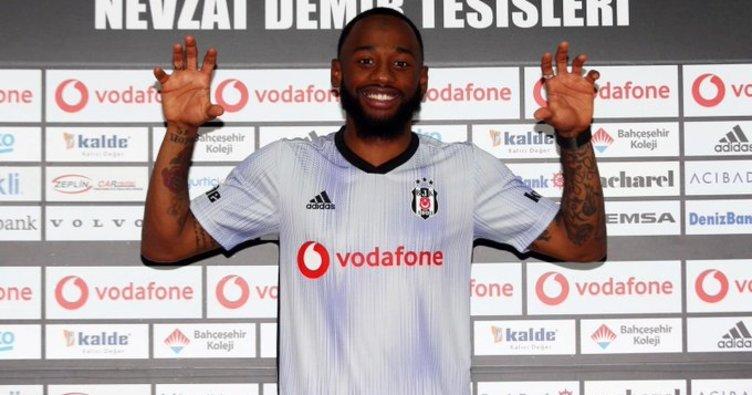 Son dakika: Beşiktaş, Georges-Kevin N'Koudou transferini resmen açıkladı