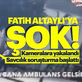 Son dakika: Polislere küfreden Fatih Altaylı'ya soruşturma! İşte Fatih Altaylı hakkındaki gelişmeler
