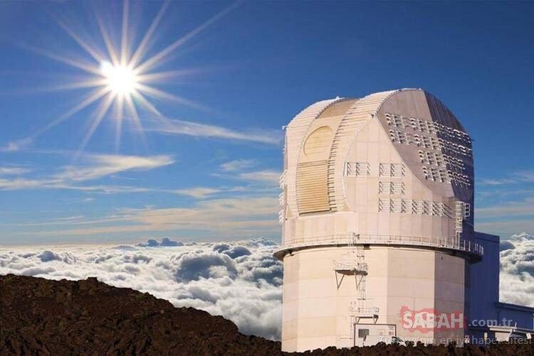 İşte Güneş'in en ayrıntılı görüntüsü! Dev teleskopla çekildi...