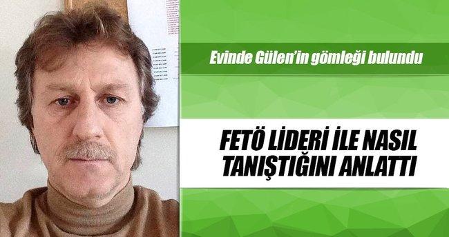 Evinde, Gülen'in gömleği bulundu