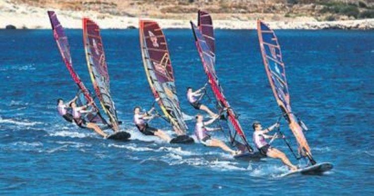 Türkiye Rüzgar Sörfü Ligi başlıyor
