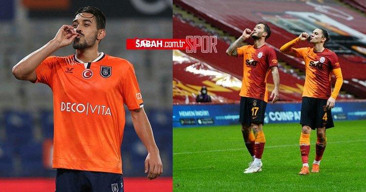 Galatasaray'da son dakika! İrfan Can Kahveci Galatasaray'da... Fatih Terim ısrarla istiyordu