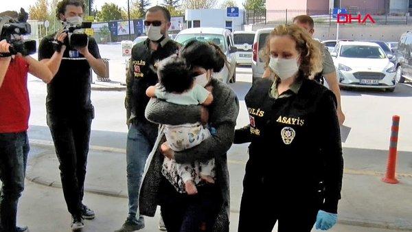 Eskişehir'de tartıştığı kişiyi bıçakla öldüren kadının 122 sabıkası olduğu ortaya çıktı   Video
