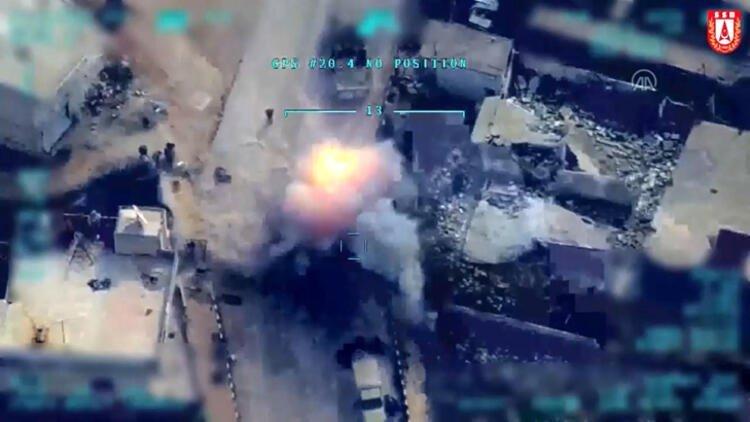 Son Dakika Haberleri: Dünya Bahar Kalkanı Harekatı'nı konuşuyor! İdlib'de Esad rejim güçlerine ağır darbe