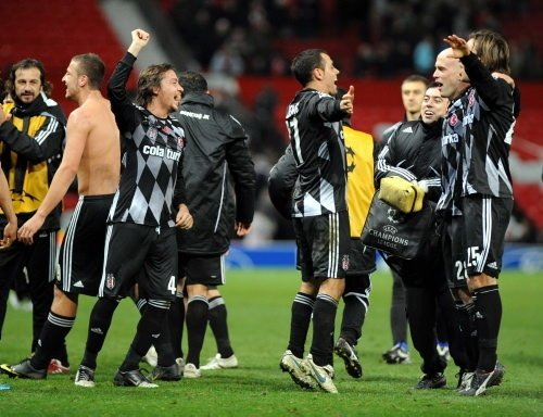 Manchester United - Beşiktaş
