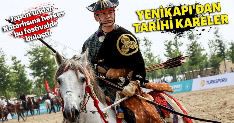 3. Etnospor Kültür Festivali'nden kareler