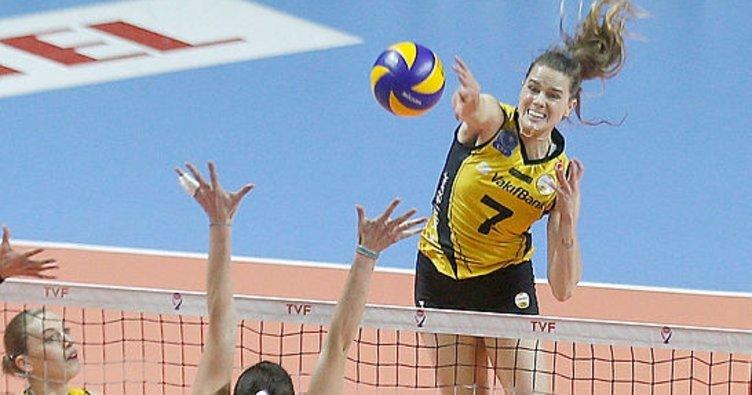 Kelsey Robinson, Fenerbahçe'de