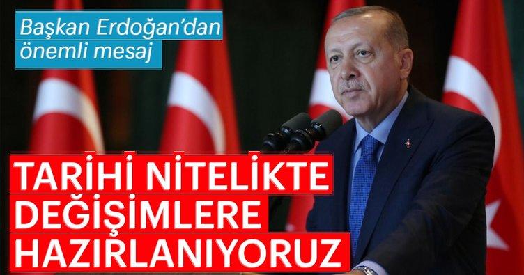 Başkan Erdoğan'dan 2018-2019 yeni eğitim-öğretim yılı mesajı