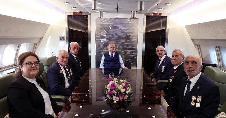 Bu ziyaret Kıbrıs Türklerine büyük moral