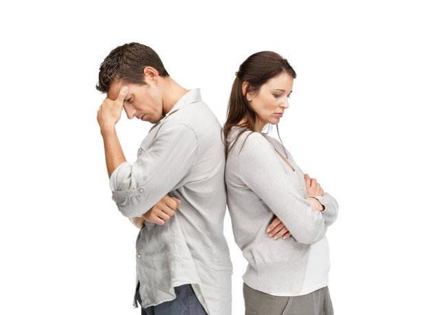 Kadın ve erkek arasındaki 45 fark