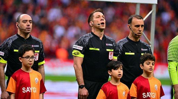 Galatasaray - Trabzonspor maçından kareler!