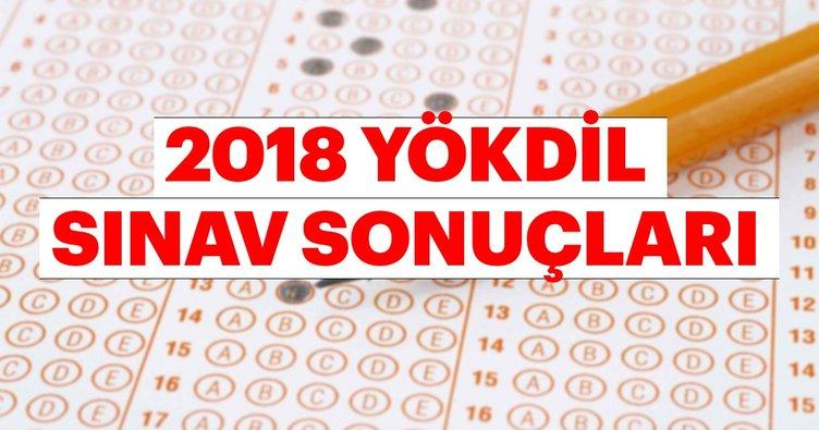 YÖKDİL sonuçları açıklandı | 2018 Anadolu Üniversitesi ile 22 Eylül YÖKDİL sonuç sorgulama