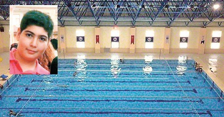 Yüzme eğitiminde hayatını kaybetti