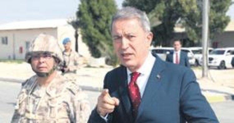 Kürt kardeşlerimizle değil teröristlerle mücadele ediyoruz