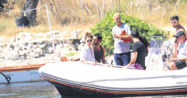 Sürat teknesinde aşk
