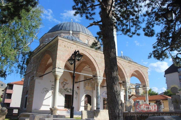 Ohri Ali Paşa Camisi bir asır sonra minaresine kavuşuyor