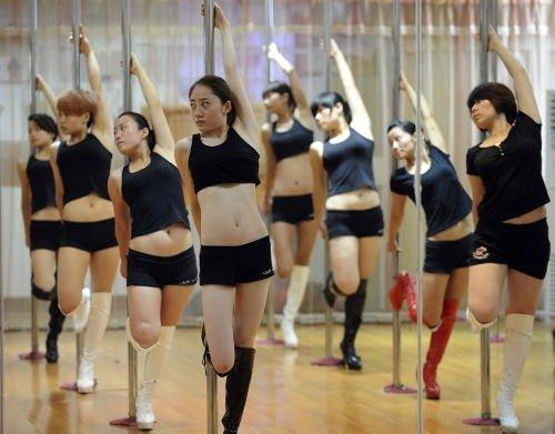 Çin'de yeni moda