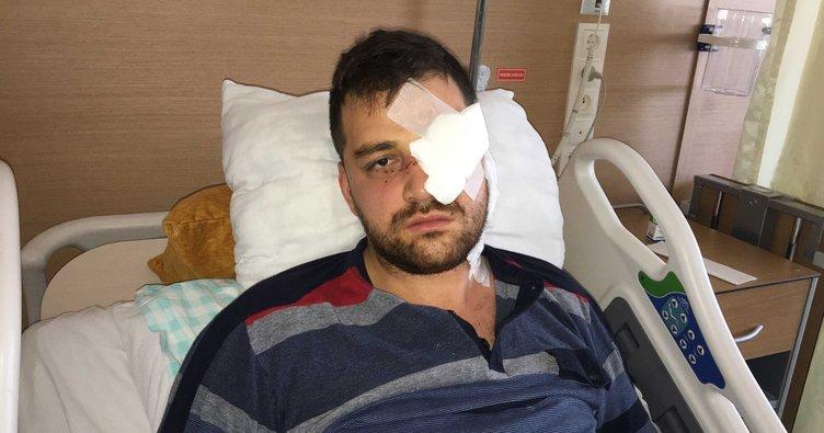 Avukata saldırı olayında 1 kişi gözaltına alındı