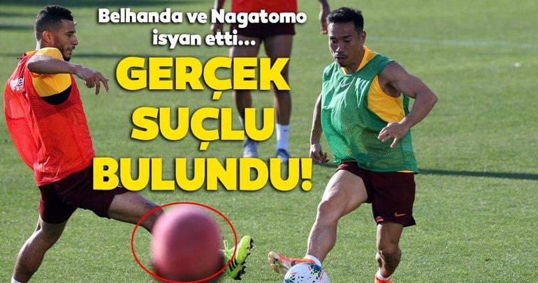 Galatasaray'da gerçek suçlu bulundu!