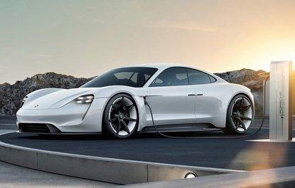 Porsche Taycan'da 50 milyon şarkı dinlenecek