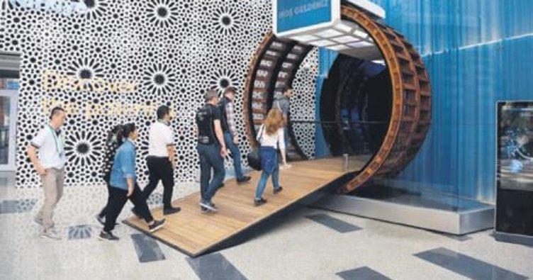 Kazakistan Expo'ya Türkiye enerjisi