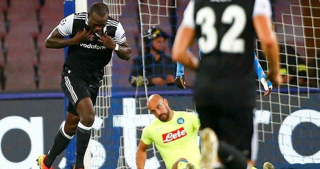 Aboubakar sonunda golü buldu!