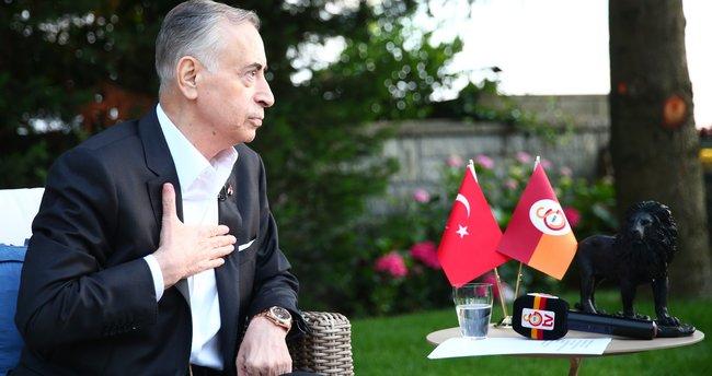 Mustafa Cengiz'den Başkan Erdoğan'a teşekkür