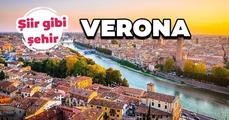 Şiir gibi şehir Verona