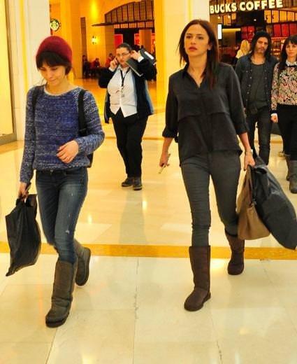 Alışverişte panik yaşadılar