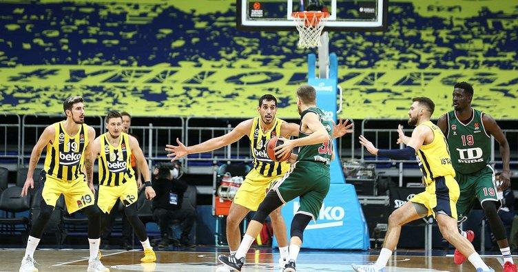 Fenerbahçe Beko'nun konuğu Panathinaikos