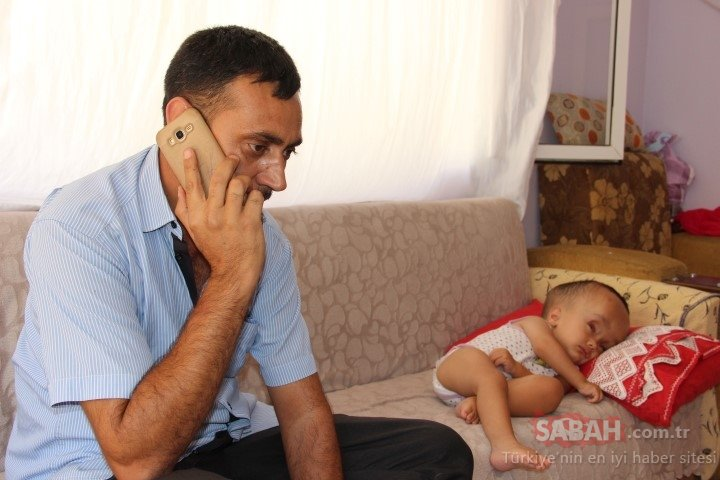 Türkiye minik Sercan için seferber oldu