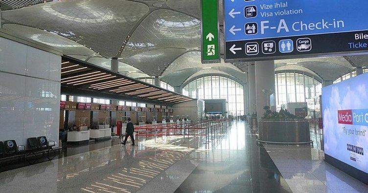 İGA, kademeli normalleşmede yolcuların seyahat izin belgesi olmadan uçuş yapabileceğini duyurdu