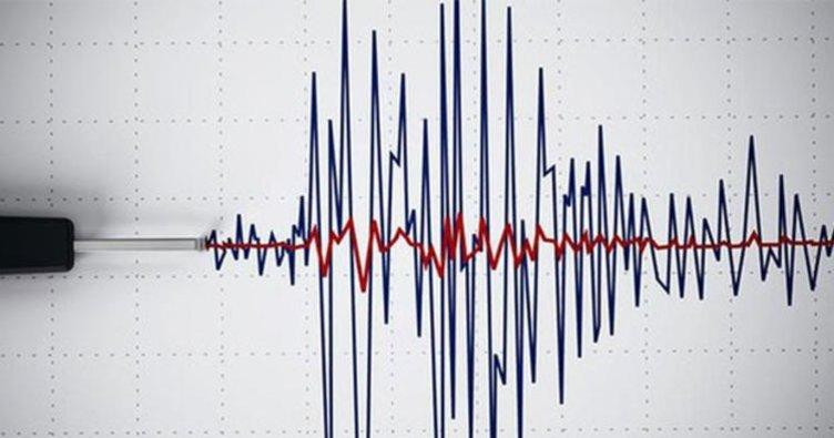 Son dakika: Muğla'da 4,5 büyüklüğünde deprem