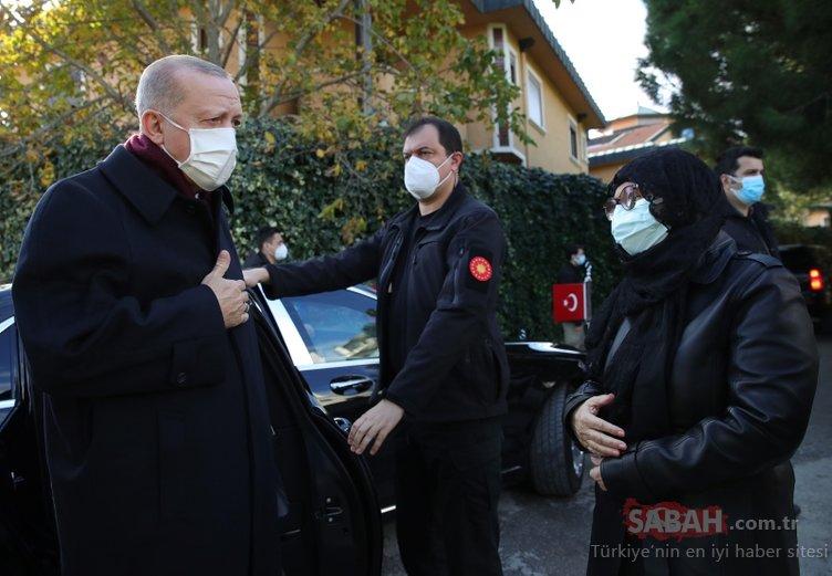SON DAKİKA | Ticaret Bakanı Ruhsar Pekcan'ın annesine son veda! Başkan Erdoğan yalnız bırakmadı