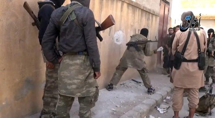 IŞİD yine taktik değiştirdi