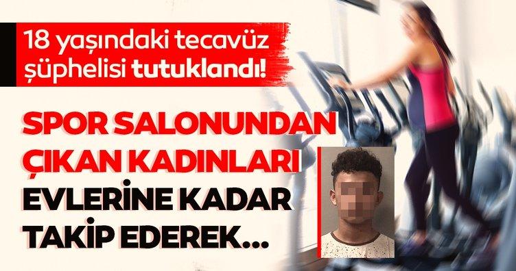 Son dakika haberi: Spor salonundaki kadını evine kadar takip etti… Tecavüz şüphelisi tutuklandı!