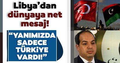 Libya Başbakan Yardımcısı Muaytik'ten Türkiye açıklaması: Sadece Türkiye'yi yanımızda bulduk