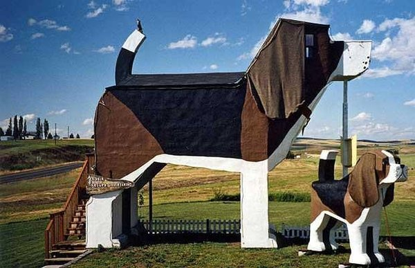 Dünyanın en tuhaf otelleri...