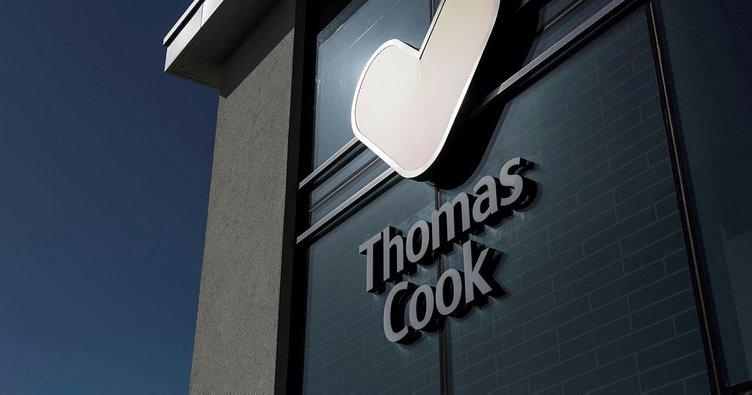 Thomas Cook'un şubelerini rakibi satın alıyor