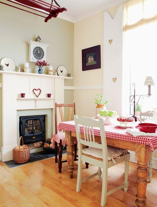 25 Örnek ev ile ev dekorasyonu fikirleri