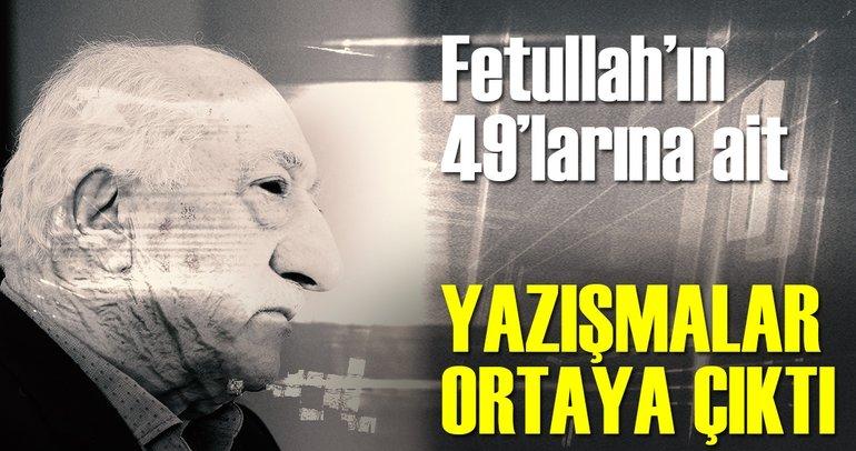 Son dakika haberi: Fetullah'ın 49'larına ait Bylock mesajları ortaya çıktı