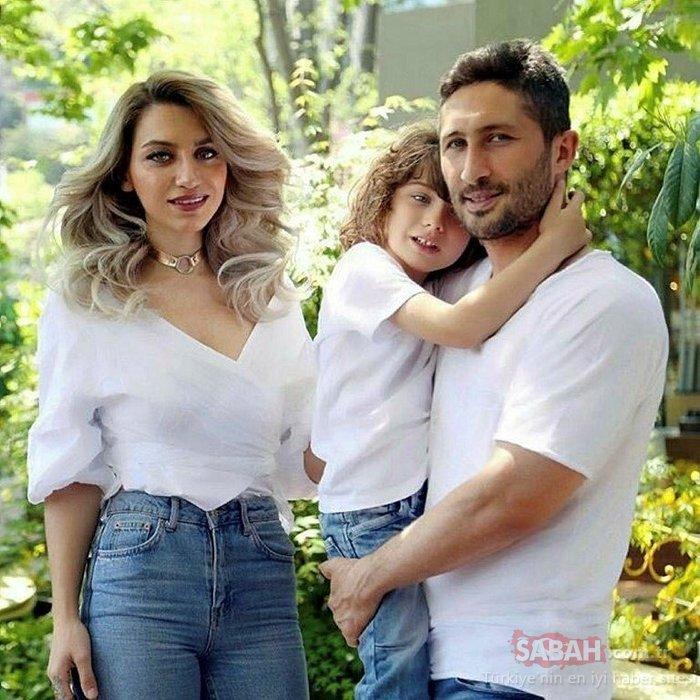 Sefirin Kızı'nda Halise'yi canlandıran Gonca Cilasun bakın kimle evli! Sancar Efe'nin annesi Halise…