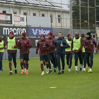 Trabzonsporda Fener ma��na �zel prim