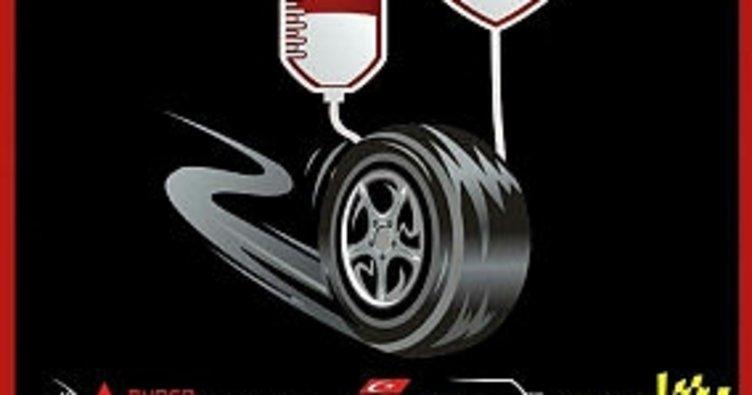 Otomobil grupları kan bağışı için bir araya geliyor