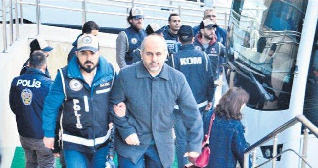 Kaymakamlık sahtekârlığında 12 tutuklama...