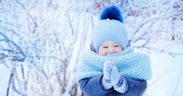 Kışın bebekleri doğru giydirmenin 10 püf noktası