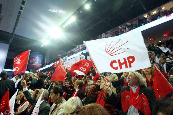 15. Olağanüstü CHP Kurultayı