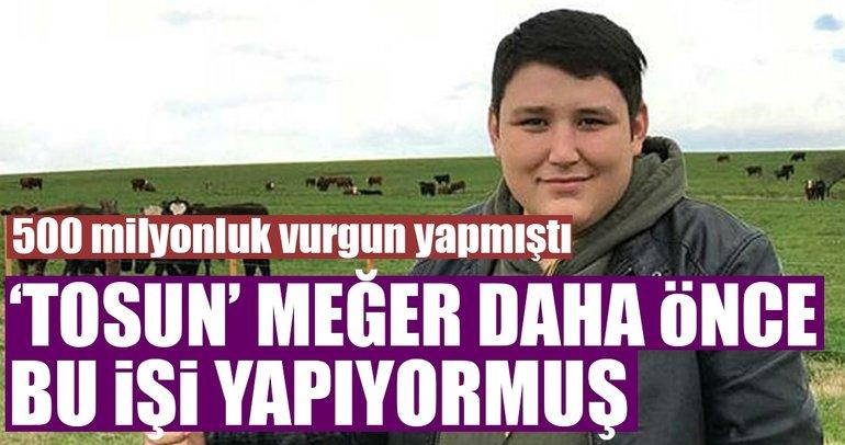 Çiftlik Bank'ın kurucusu Bursa'da bulaşıkçılık yapmış