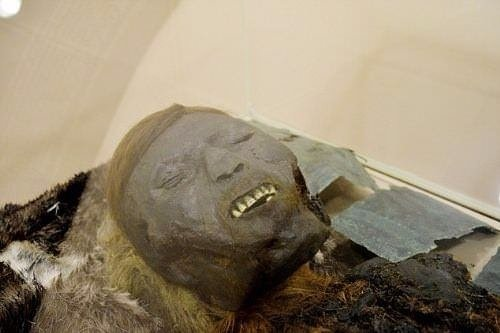 800 yıllık mumyanın sırrı!
