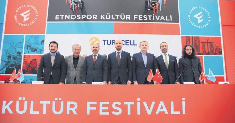 İstanbul şölene hazır